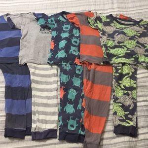 12 Sets of Boys PJs!